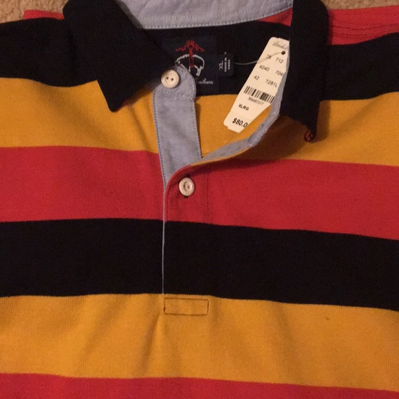 Brooks Brothers Other - Boys Long Sleeve Rugby